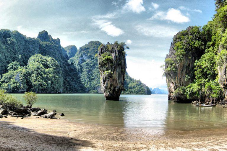 Phuket Phi phi James Bond Island 4 Hari