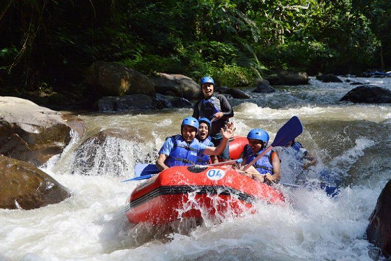 Paket Bali 4D3N Day Cruise Rafting Ubud Shoping