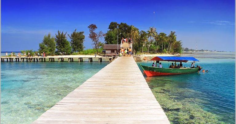 Paket One Day Tour Pulau Harapan