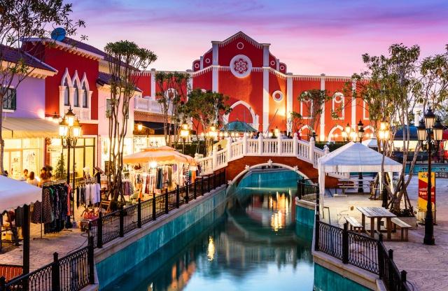 Paket Wisata Bangkok Hua Hin Santorini Park 4 Day